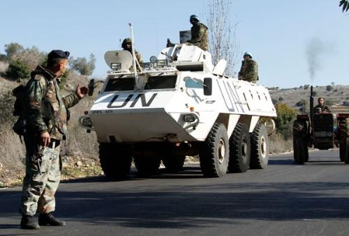 紛争地域の平和の維持を図るため、国連はPKO部隊を派遣している(写真:ロイター/アフロ)
