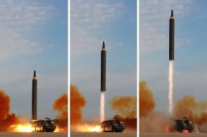 ミサイル開発自衛隊