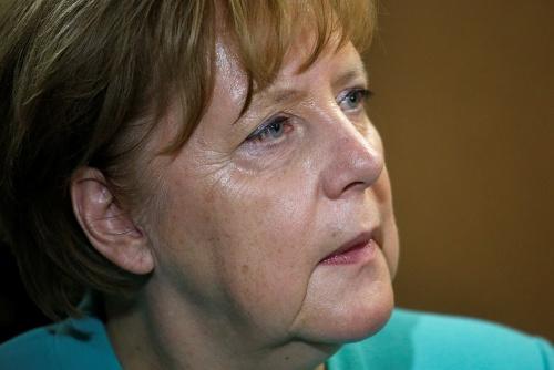 ドイツのメルケル首相はどう出るか(写真=ロイター/アフロ)