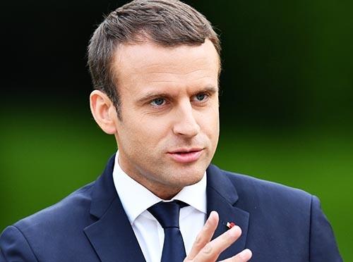 フランス国民議会(下院)選挙では、「マクロン新党」が勝利した。(写真:Abaca/アフロ)