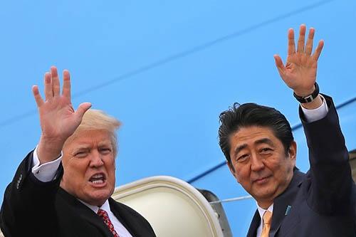 グローバル経済の中で生きるしかない日本は、「排外主義」とは異なる道を歩む必要がある。(写真:ロイター/アフロ)