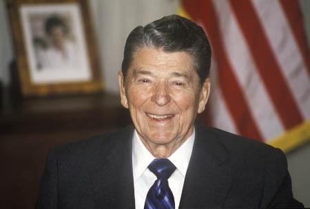 ロナルド・レーガン第40代米大統領(大統領在任期間:1981年~1989年)(写真:americanspirit/123RF)