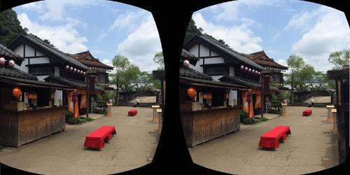 VRクラウドを手がけるナーブが大手旅行代理店向けに提供する360度動画