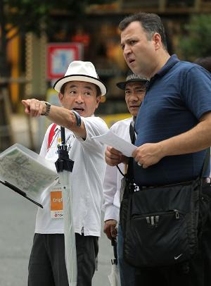 東京五輪で日本にボランティア活動は広がるか(写真:時事)