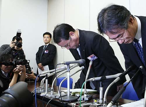 2007年に過年度決算を大幅に下方修正したことが、改革のきっかけになった(写真:Tomohiro Ohsumi/Bloomberg/Getty Images)