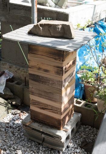 対馬では「蜂洞(はちどう)」と呼ぶ方法での養蜂が盛んだが……