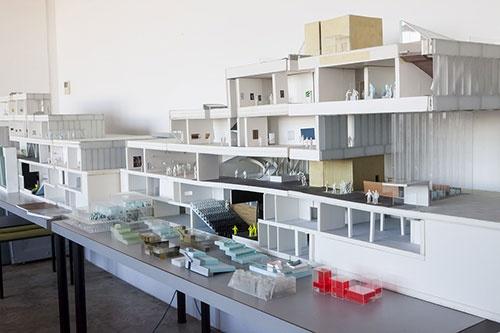 100以上のデザイン原案を考えたカナダのケベック美術館