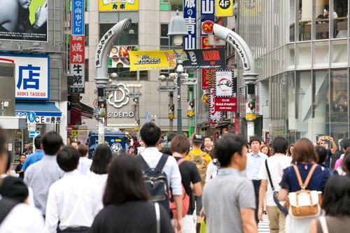 新しい文化は生まれ続けるか。写真は渋谷センター街(写真:的野弘路)