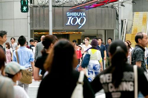 若者は渋谷に憧れなくなった(写真:的野弘路)