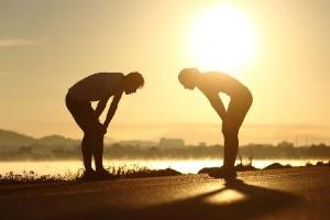 適度な運動は体にいいが、やり過ぎは逆効果だ。(©Antonio Guillem-123RF)