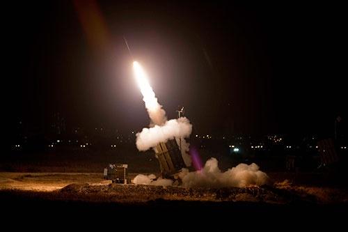 イスラエルの防空システム「アイアンドーム」