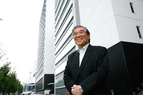 本山さんは「時間をかけて大学のことを理解していった」と振り返る