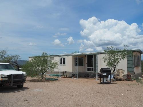 Arizona Border Reconの拠点(フォーリーの自宅)