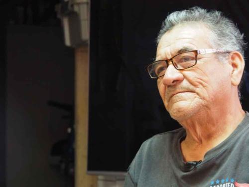陸軍付きのコックとして西ドイツに赴任したアンドリュー。2グラムのヘロインで人生は台無しに