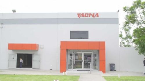 ティフアナのシェルター、TACNAの工場