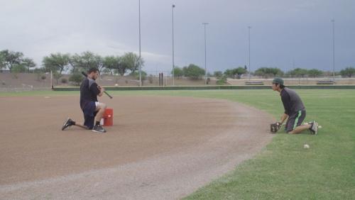 コーチや監督が教えるのではなく自分たちで考えながら練習している姿が印象的