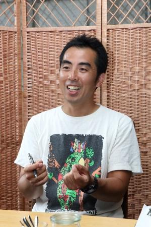 武藤工場長は、妻の子育てから改革の発想を得た