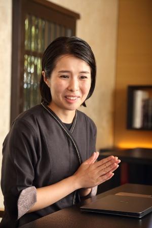 ユニットディレクターの鈴木は入社後、星のや京都に配属(写真:大亀京助)
