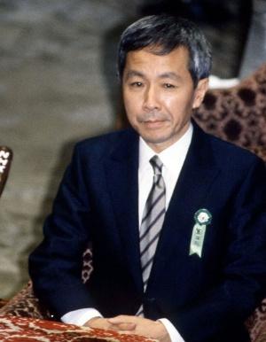 1988年、リクルート事件に関して国会の証人喚問に応じる江副浩正氏。会社に功罪両面の遺産を残した(写真:Fujifotos/アフロ)