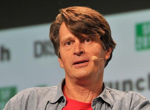 <b>ジョン・ハンケ(John Hanke)</b>1966年生まれ。米グーグルで「グーグルマップ」など地図部門を担当。副社長を務める。2011年社内ベンチャーのナイアンティックを設立し、スマホゲーム「イングレス」を開発。2015年に独立して現職。(写真:Steve Jennings/Getty Images)