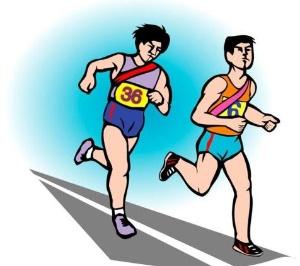 長距離を走るトップランナーたちは、トレーニング後のエネルギーが枯渇した時点で高糖質の食事を取り続けることによって持久力を高める。(©PaylessImages-123RF)