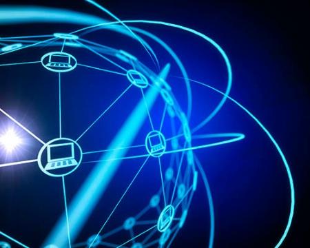 ブロックチェーンの登場は、インターネットの登場以来の衝撃。(写真:アフロ)