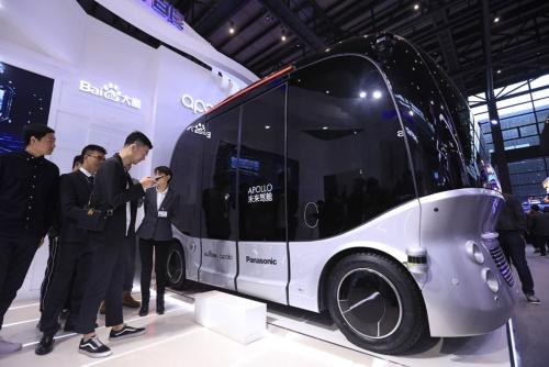 自動運転技術の開発を急ぐバイドゥ。その研究を主導するのが張氏だ(写真:Imaginechina/アフロ)