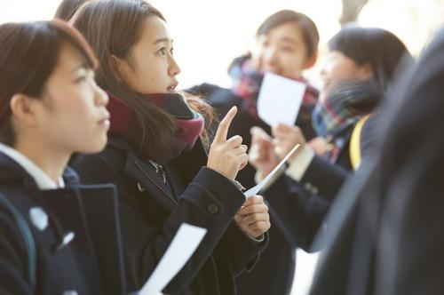 間もなく受験シーズンだ。写真はイメージ(写真:PIXTA)