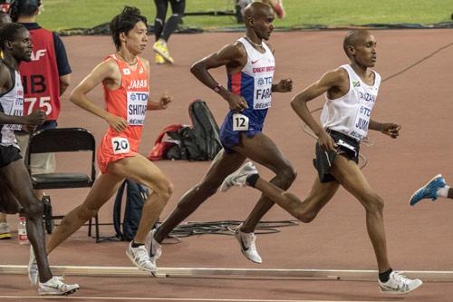 世界陸上北京大会やリオオリンピックで10000mトラックに出場した設楽悠太選手。大学卒業後に着々と記録を伸ばしております
