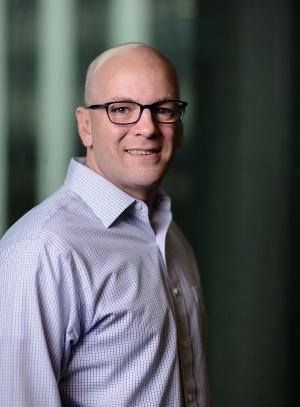 Red Hat OpenShiftの共同テクニカルリーダーを務めるエリック・パリス氏(写真:David Kennedy)