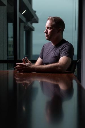 クレイトン・コールマン氏はクーバネテス開発に多大な貢献をした人物としてコミュニティで知られる(写真:David Kennedy)