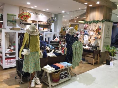 イオンはフェアトレードの商品を扱う専門店舗や売り場を16カ所で展開中だ