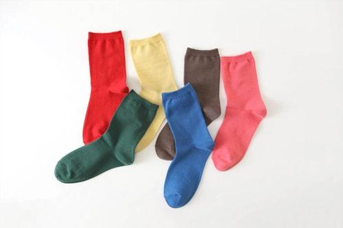 越智会長が目指すのは「第二の皮膚」のような靴下だ