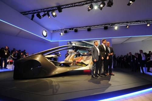 インテルは独BMWと自動運転車の開発で提携