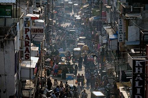 インドは米国や中国、欧州などに続くMaaSのキープレーヤーになるかもしれない(写真:アフロ)
