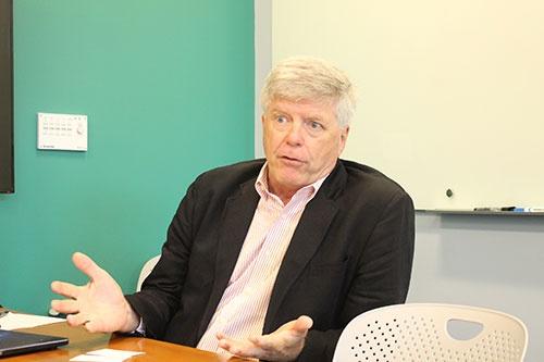 IoT、AI(人工知能)の権威、バブソン大学のトーマス・ダベンポート教授