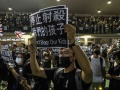 香港での抗議活動巡り広がる「情報闘争」