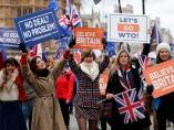 英EU離脱案が大差で否決 ワーストケースなら戦後最悪の不況も