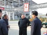 北朝鮮の最高指導者3人が訪問した順川燐肥料工場