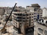 ガザ空爆でドイツがイスラエル支持、意外な決定の裏にあるもの