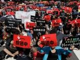 1国2制度てこにした台湾統一しぼむ、香港への寛容不要に