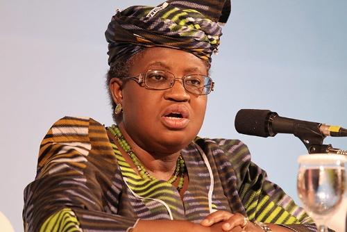 オコンジョ氏は世界銀行の専務理事を務めた経験も持つ(写真:AP/アフロ)