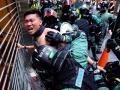 香港デモ、一般市民の幸福を求める「義」がない