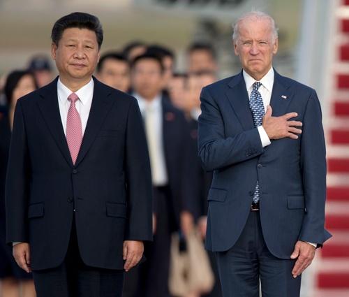 バイデン氏が大統領となる米国を、中国はどうみるのか(写真:AP/アフロ)