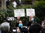 民主派と体制側の双方が批判、脅迫も受ける香港裁判官の苦悩