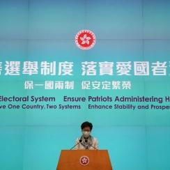 香港の選挙制度変更で力を失うのは民主派だけではない