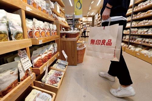 福島県浪江町にある道の駅なみえには無印良品が出店した(写真:竹井 俊晴、以下同)