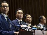 「法の支配」異次元の破壊、香港議員資格剥奪が法曹界に与えた衝撃