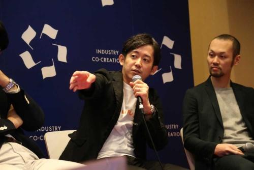 LIFULL CPO(チーフ・ピープル・オフィサー)の羽田幸広氏(写真左)