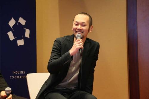 CRAZY代表取締役社長の森山和彦氏